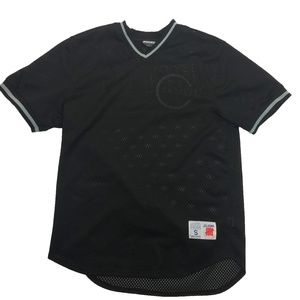 Undefeated Black Sport is War Jersey Mesh Jersey S